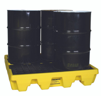 Eagle Spill Containment Pallets (4 Drum): 1645