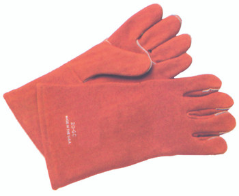 Anchor Cowhide Welding Gloves (Large): 20GC