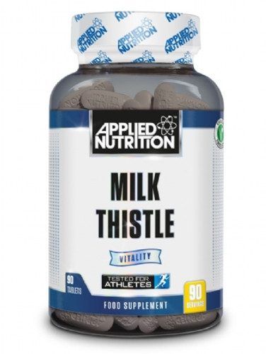 Applied Nutrition Milk Thistle 90 x Veggie Tablets