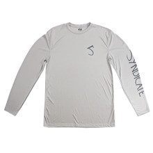 Dirty Nympher Gray Solar Shirt