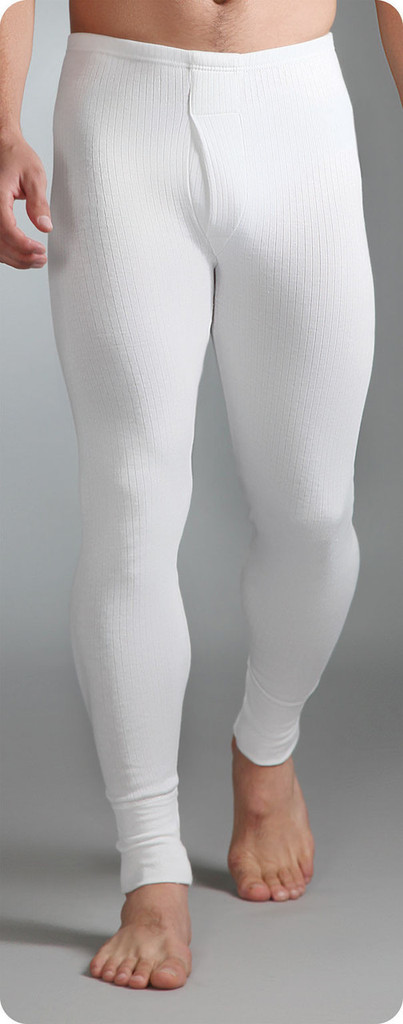 Thermal Underwear Long Johns-Mens