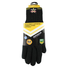 Thermal Gloves North Queensland Cowboys