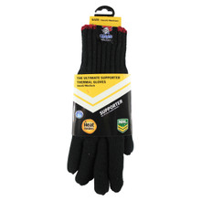 Thermal Gloves Newcastle Knights