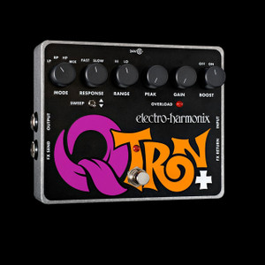 Electro-Harmonix Q-Tron Plus Effects Loop Pedal