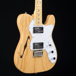 Fender Vintage Modified '72 Squier Telecaster Thinline Natural 4552