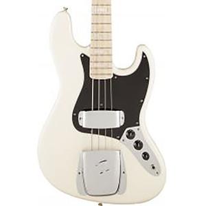 Fender American Vintage 1974 Olympic White Jazz Bass w/ Maple Fretboard