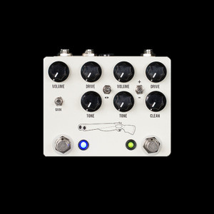 JHS Double Barrel Overdrive Pedal