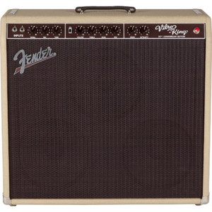 Fender Vibro King 20th Anniversary Edition (Blonde)