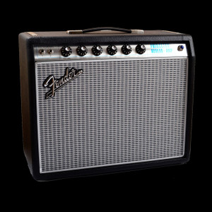 Fender 68 Princeton Reverb Custom Combo Silver Blue 7222
