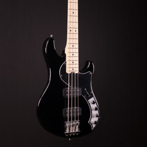 Fender American Deluxe Dimension Bass IV HH Black 0433