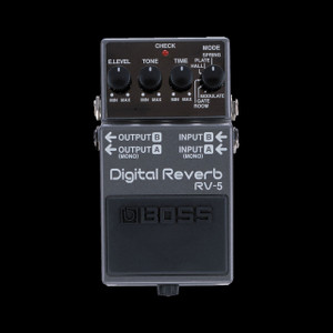 Boss RV-5 Digital Reverb Pedal