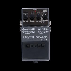 Boss RV-5 Digital Reverb Pedal