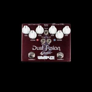 Wampler Dual Fusion Pedal