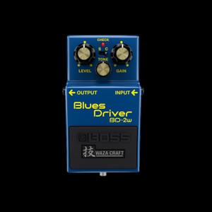 Boss Waza DB-2W Blues Driver Pedal