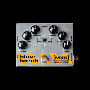 MXR M181Blow Torch Bass Distortion Pedal