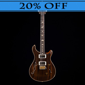 PRS 2016 Private Stock Custom 24 Semi-Hollow Natural 8006