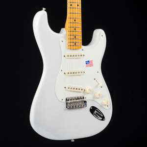 Fender Eric Johnshon Stratocaster White Blonde 8780