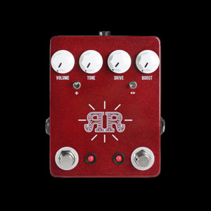 JHS Ruby Red Pedal
