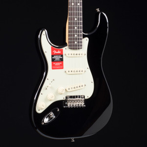 Fender American Professional Stratocaster Lefty Black 9976