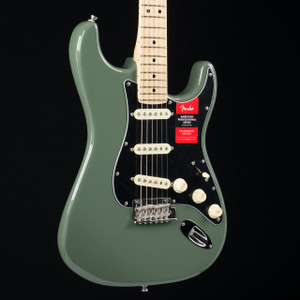 Fender American Professional Stratocaster Antique Olive 6992