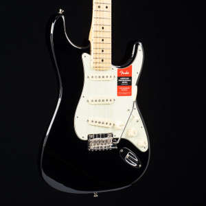 Fender American Professional Stratocaster Black 9219
