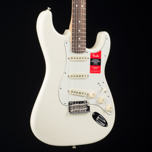 Fender American Professional Stratocaster Olympic White 5785