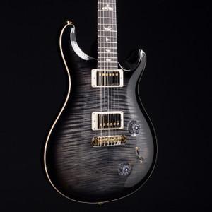 PRS Custom 22 10 Top Charcoal Burst 6970