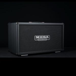 Mesa/Boogie 2x12 Rectifier Horizontal Cabinet Standard Black 9286