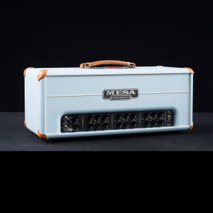 Mesa/Boogie TC-50 Triple Crown Head Custom Baby Blue Bronco 0753
