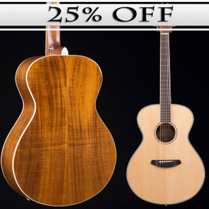 Breedlove Pursuit Exotic Koa Concert E 9669
