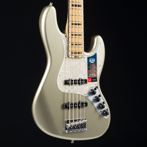 Fender American Elite Jazz Bass V Champagne 1987