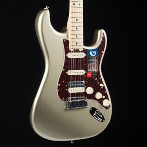 Fender American Elite Stratocaster HSS Shawbucker Champagne 8641