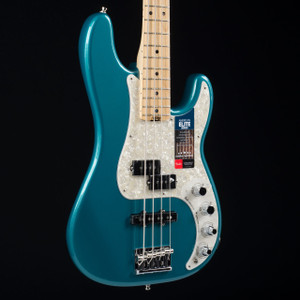 Fender American Elite Precision Bass Ocean Turquoise 1171