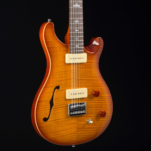PRS SE 277 Semi-Hollow Soapbar Vintage Sunburst 9334
