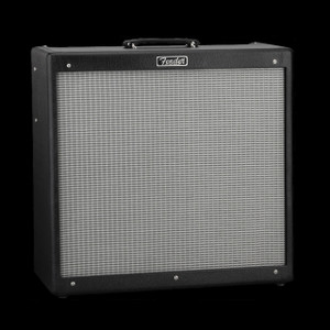 Fender Hot Rod Deville III 410 Combo Black Silver 1895
