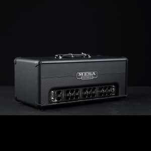Mesa/Boogie TC-50 Triple Crown Head Black Carbon Tweed 1515