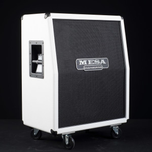 Mesa/Boogie 2x12 Rectifier Vertical Custom Hot White Bronco Black Grille 7927