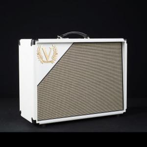 Victory RK50 Richie Kotzen Combo White Floor Demo Model 0917