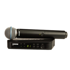 Shure BLX24/B58-H9 Wireless Handheld Vocal System
