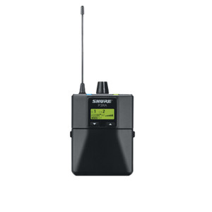 Shure P3R-G20 PSM300 Pro Bodypack Receiver