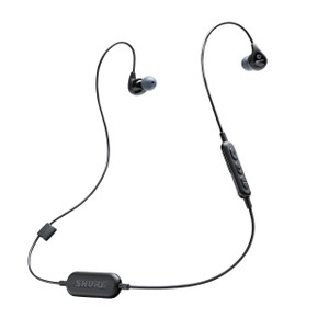 Shure SE112 Wireless Bluetooth Earphones Black