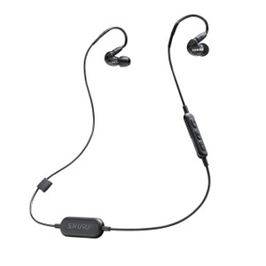 Shure SE215 Wireless Bluetooth Earphones Black