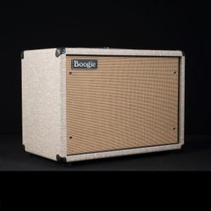 Mesa/Boogie 112 Widebody Closed Back Compact Cabinet Flawn Slub Bronco Tan Jute 8853