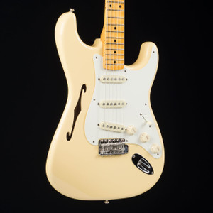 Fender Eric Johnson Thinline Stratocaster Vintage White 8814