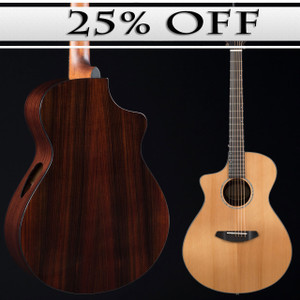 Breedlove Solo Concert CE Lefty DISCONTINUED-5238
