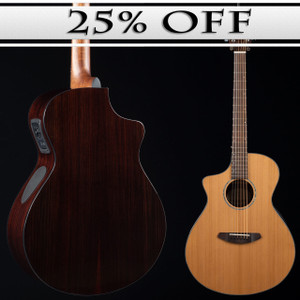 Breedlove Solo Concert CE Lefty DISCONTINUED-2161