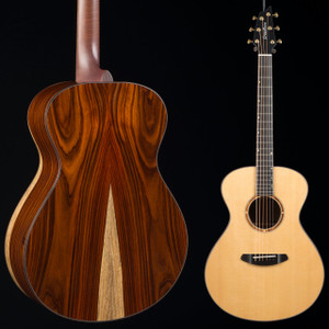 Breedlove Custom Masterclass Concert Aged Sitka Cocobolo 2983