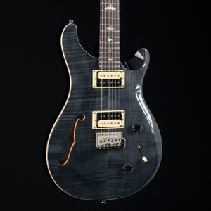 PRS SE Custom 22 Semi-Hollow Gray Black 9510