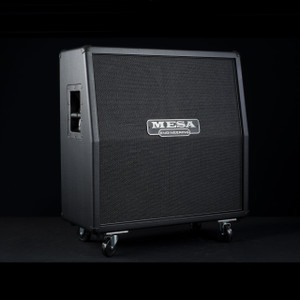 Mesa/Boogie 4x12 Traditional Slant Cabinet Standard Black 6466