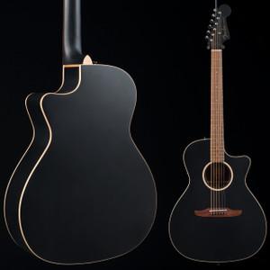 Fender Newporter Special Pau Ferro Fretboard Matte Black 1617